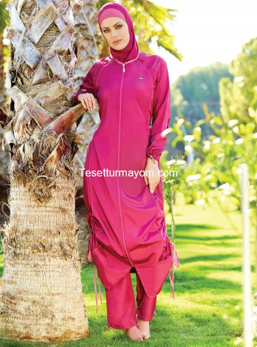 FULL COVER BURKINI SWIMSUIT 11156