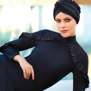 Picture for category COVERED BURKINI SWIMWEAR
