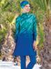 Adasea Likralı Tesettür Mayo 4221