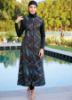 Adasea Full Cover Burkini Swimsuit 2170-2
