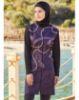 Adasea Full Cover Burkini Swimsuit 2181-3