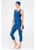 Adasea Half Covered Swimsuit 3203