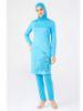 Seamay Lycra Burkini Swimsuit 0802-5