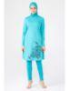 Seamay Lycra Burkini Swimsuit 0802-6